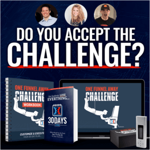 promo picture of the OFA challenge and the kit