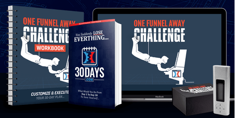 The 30 Days book with the 30 Days Summit interviews