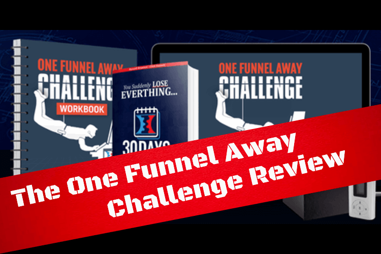 The One Funnel Away Challenge Merchandise