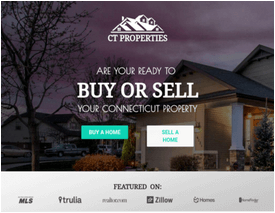 free clickfunnels real estate template