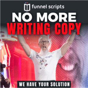 Funnel Scripts price for producting great sales copy yourself