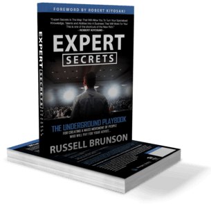The Expert Secrets Book by Russell Brunson