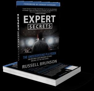 The Expert Secrets Book by Russell Brunson