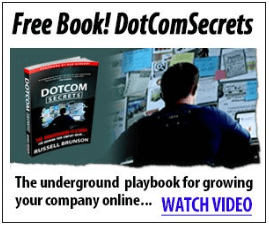 The DotCom Secrets book which explains the value ladder