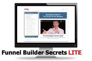 Funnel Builder Secrets Lite – What's It All About?