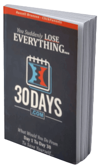 The 30 Days.com Book by Russell Brunson