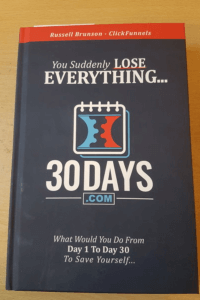 The 30 days book