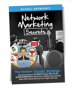 The Network Marketing Book by Russell Brunson
