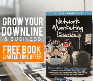 Netword Marketins Secrets book