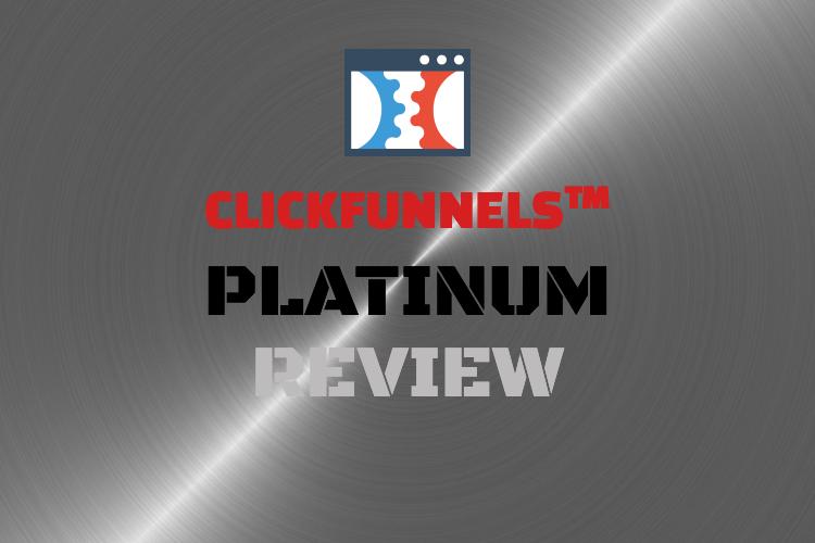 image of ClickFunnels Platinum
