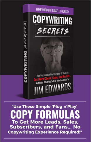 Coprwriting Secrets book