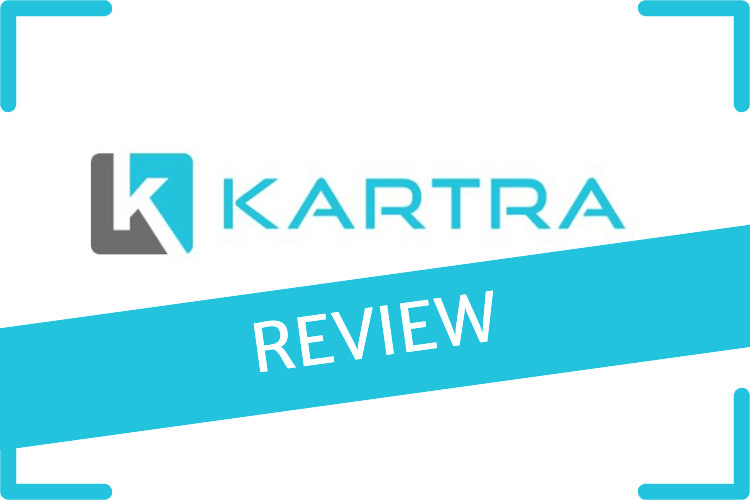 a picture of the Kartra logo signifying a review