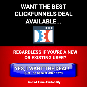 The Best ClickFunnels Deal