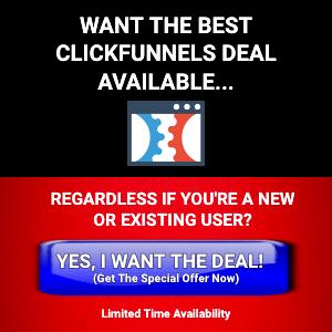 The Best ClickFunnels Deal