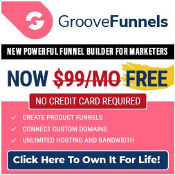GrooveFunnels special offer